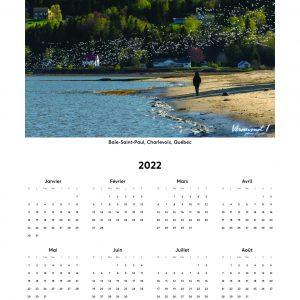 Calendrier 2022 Saint-Gilles